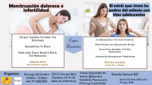 descodifica tu utero, menstruacion dolorosa, infertilidad